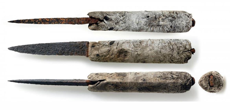 Ces puukko ont 1000 ans
